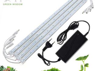 LED Grow Light 220V 110V Full Spectrum